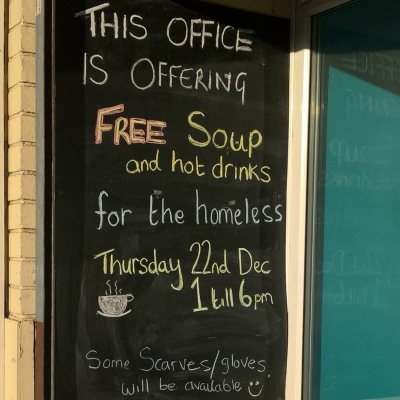 Boosting the Community Spirit in Southampton