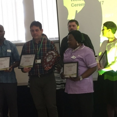 Islington Carer Receives Prestigious Award