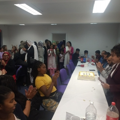 Wycombe Hold Iftar Party for Yemen Crisis Appeal