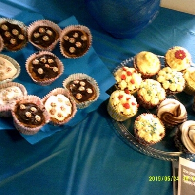 Cupcake Sale for Dementia Action Week
